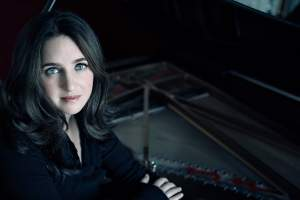 Simone Dinnerstein. Photo: Duke Performances