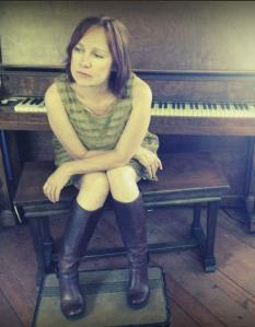 She'll grab you by the heartstrings. Iris Dement, appearing at the ArtsCenter May 2.