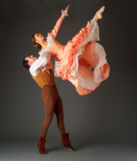 Appalachian Spring, the Martha Graham Dance Company. Photo: John Deane ©