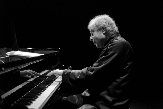 Andras Schiff. Photo: Nadia F. Romanini.