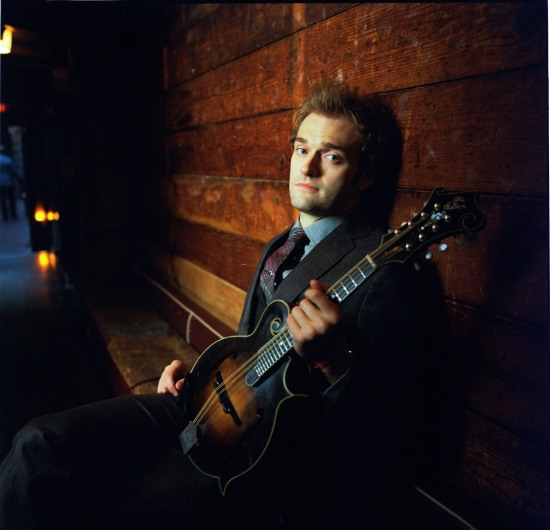 Chris Thile. Photo courtesy of the artist/CPA.