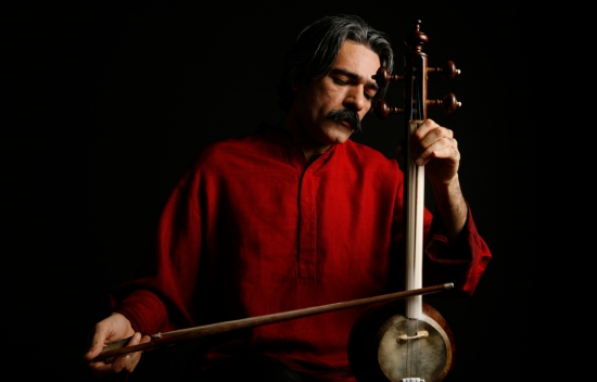 Kayhan Kalhor. Photo: courtesy Duke Performances.