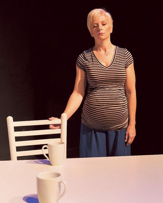 J Evarts as Meg in MANY MOONS. Photo: Alex Maness.