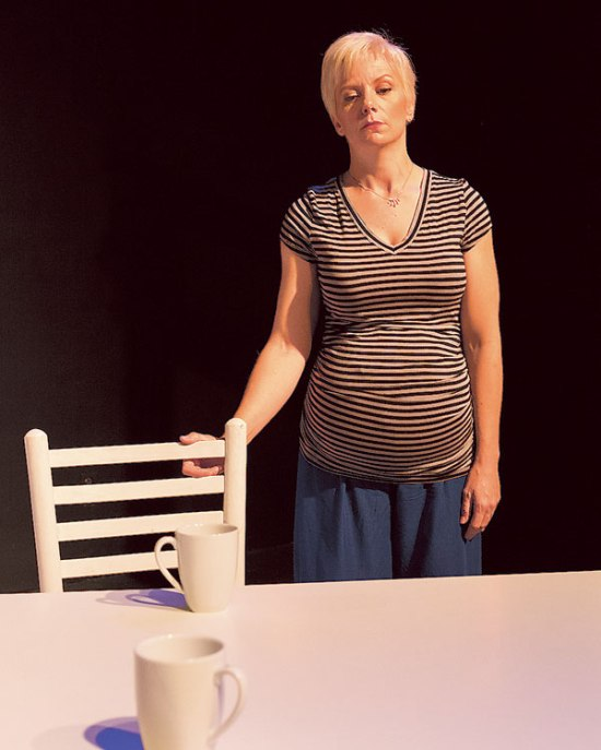 J Evarts as Meg in MANY MOONS. Photo: Alex Maness.