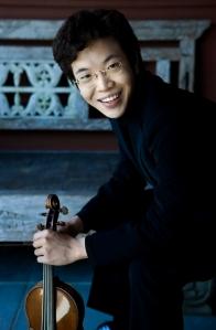 Paul Huang. Photo: Lisa-Marie Mazzucco.