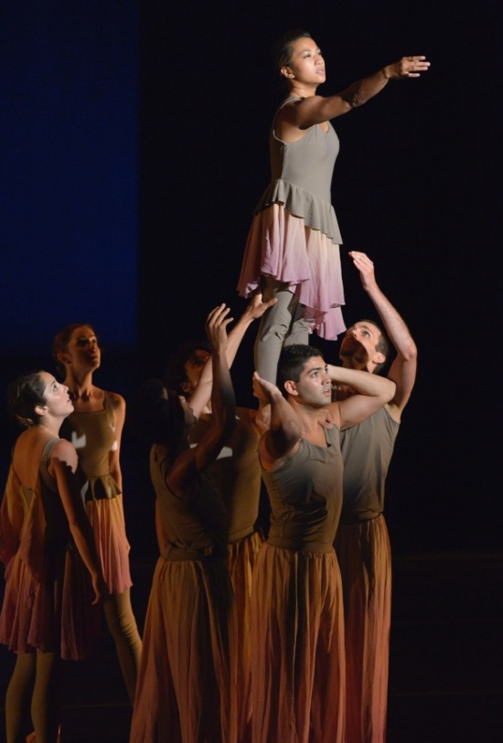 From Gaspard Louis' Annatations, at ADF's Here and Now: NC Dances, June 18, 2014. Photo: Grant Halvorsen ©ADF.