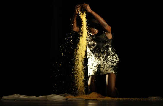 Gregory Maqoma/Vuyani Dance Theatre Photo: ©John Hogg