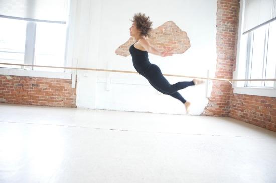 Zoia Cisneros in UNDONE. Photo: Noah Rosenblatt-Farrell.