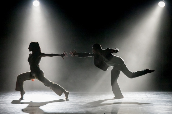 From Crystal Pite's Ten Duets on a Theme of Rescue, performed by Cedar Lake Contemporary Ballet. Photo: Sharen Bradford.