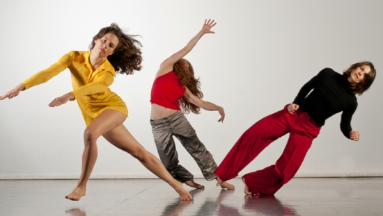 Adele Myers and Dancers. Photo: ©Christopher Duggan.