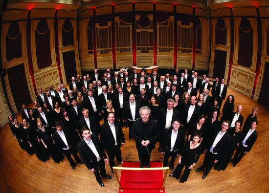 The Pittsburgh Symphony Orchestra, Manfred Honeck, Conductor. Photo courtesy PSO.