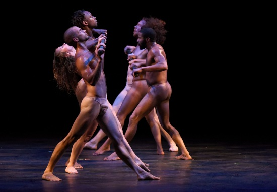 Pilobolus in Day Two, at ADF 6-18-15.  Photo: Grant Halverson.