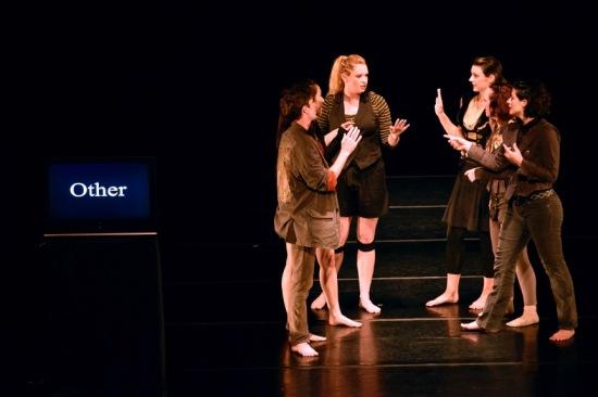 Kristen Jeppsen Groves' [ME]THOD, at ADF, 6/25/15.  Photo: Grant Halverson.