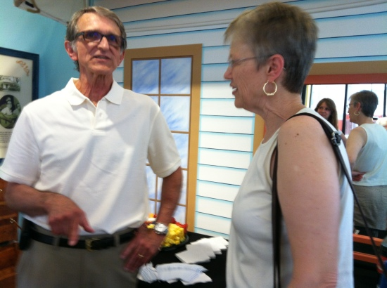 Jim Wise, remembering something Durham, in conversation with Lynn Richardson, Local History Librarian, North Carolina Collection, Durham County Library.
