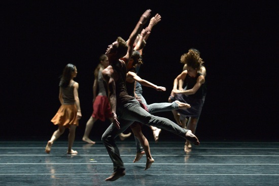 Zvidance performing DABKE at ADF. Photo: Grant Halverson.